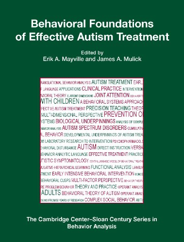 9781597380317: Behavioral Foundations of Effective Autism Treatment