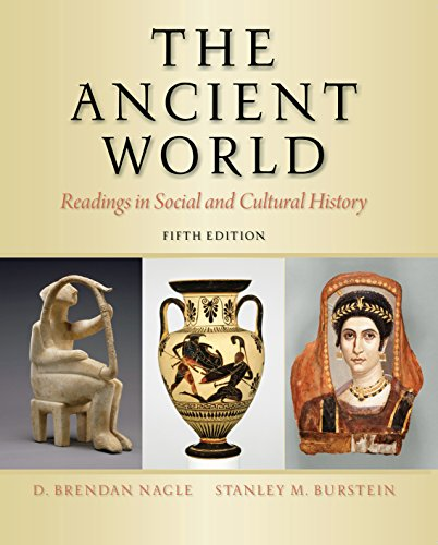 9781597380447: ANCIENT WORLD:READINGS IN SOCIAL+CULT..