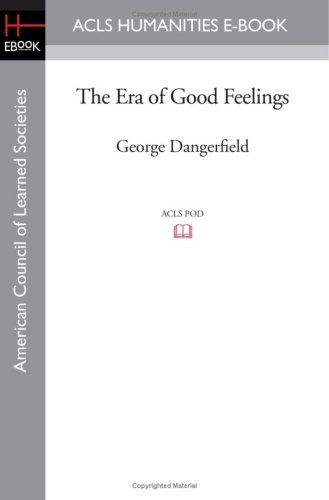 9781597404259: The Era of Good Feelings