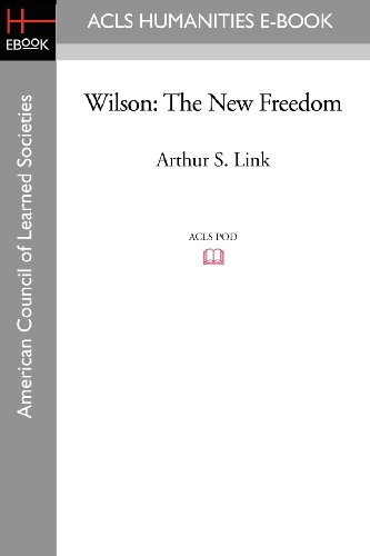 9781597404334: Wilson: The New Freedom
