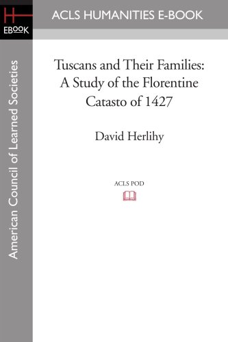 9781597405157: Tuscans and Their Families: A Study of the Florentine Catasto of 1427