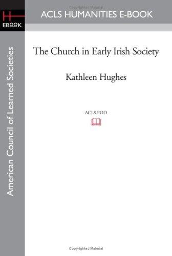 9781597405423: The Church in Early Irish Society