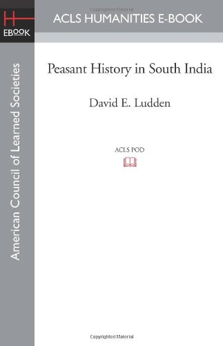 9781597406000: Peasant History in South India