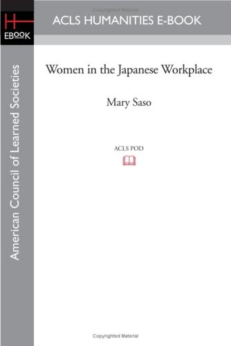 Women in the Japanese Workplace: Mary Saso
