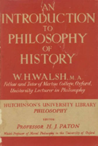 9781597407410: An Introduction to Philosophy of History