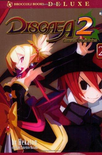 Disgaea 2: Volume 2: Hekaton, Kaname Tezuka, Jason R. Grissom (Adapter), Dietrich Seto (Editor), ...