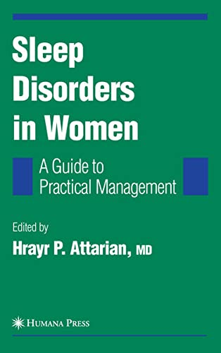 Sleep Disorders in Women: A Guide to Practical Management (Current Clinical Neurology): n/a