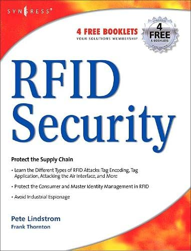 9781597490474: RFID Security