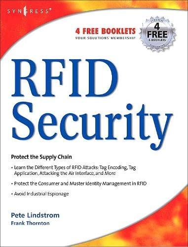 9781597490474: RFID Security