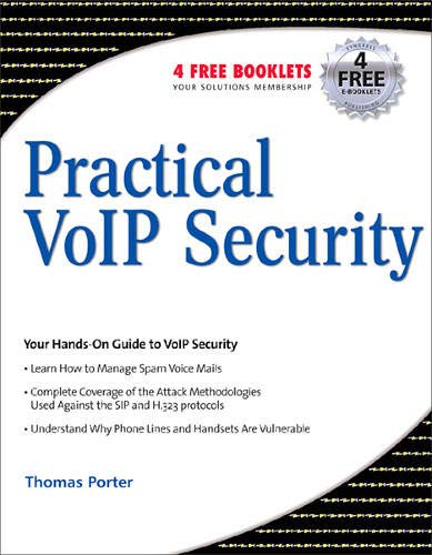 9781597490603: Practical VoIP Security