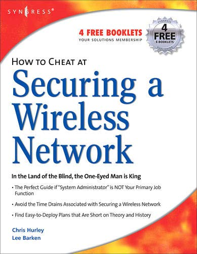 9781597490870: How to Cheat at Securing a Wireless Network