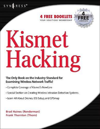 9781597491174: Kismet Hacking