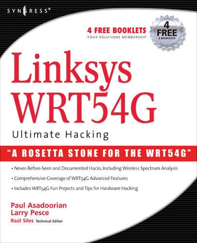 9781597491662: Linksys WRT54G Ultimate Hacking