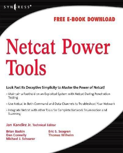 9781597492577: Netcat Power Tools