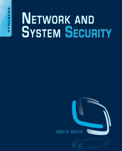 9781597495356: Network and System Security