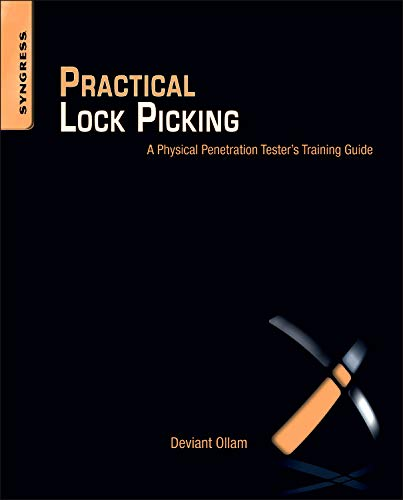 9781597496117: Practical Lock Picking: A Physical Penetration Tester's Training Guide