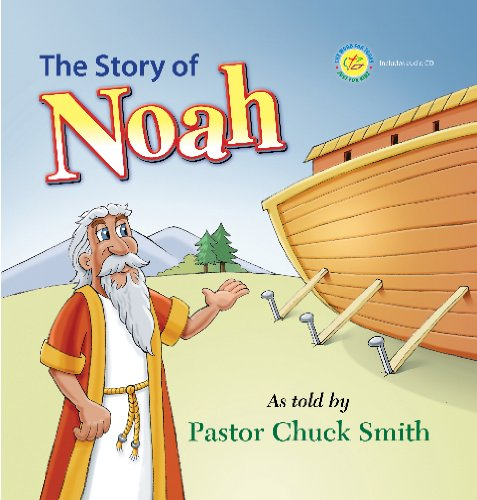9781597511001: The Story of Noah w/ Audio CD
