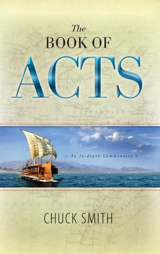 Acts Commentary: Chuck Smith