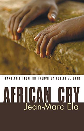 African Cry: Ela, Jean-Marc
