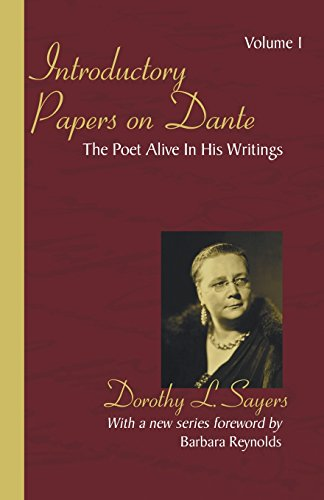 9781597524919: Introductory Papers on Dante: 1