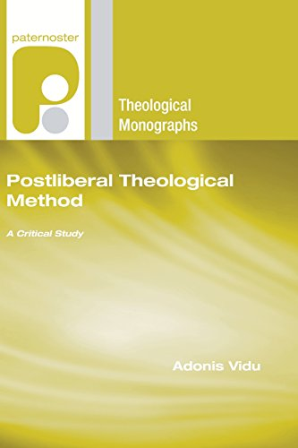 9781597527651: Postliberal Theological Method: A Critical Study (Paternoster Theological Monographs)