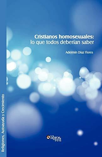 Cristianos Homosexuales: Lo Que Todos Deberian Saber: Adermin Diaz Flores