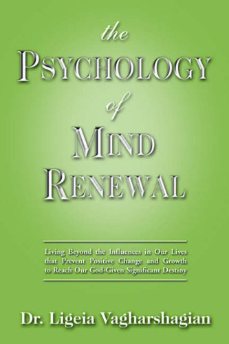 The Psychology of Mind Renewal: Ligeia Vagharshagian