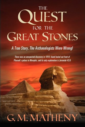9781597552080: The Quest for the Great Stones