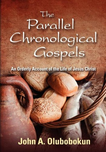 9781597552622: The Parallel Chronological Gospels