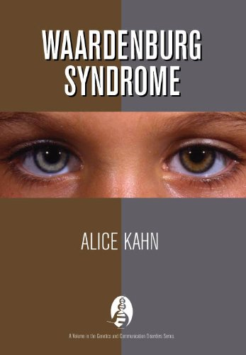 9781597560214: Waardenburg Syndrome (Genetic Syndromes and Communication Disorders)