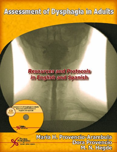 Assessment of Dysphagia in Adults: Resources and: Maria Provencio-arambula, Dora