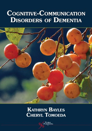 9781597561112: Cognitive-Communication Disorders of Dementia