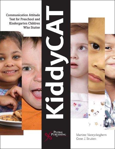 KiddyCat: Communication Attitude Test for Preschool and Kindergarten Children who Stutter: Martine ...