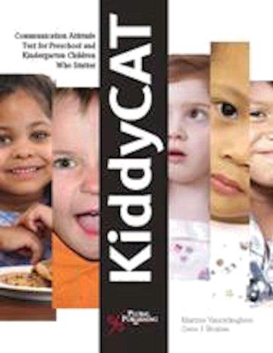 9781597561242: Kiddycat: Communication Attitude Test for Preschool and Kindergarten Children Who Stutter, Refill Test Pads