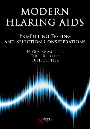9781597561389: Modern Hearing Aids: Pre-Fitting Testing and Selection Considerations