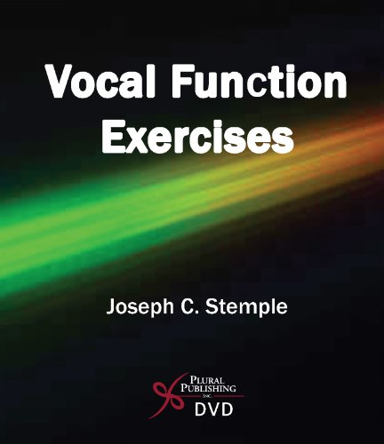 9781597561440: Vocal Function Exercises (The How to Series)
