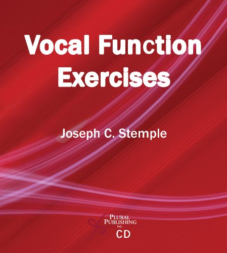 9781597561457: Vocal Function Exercises (The How to Series)