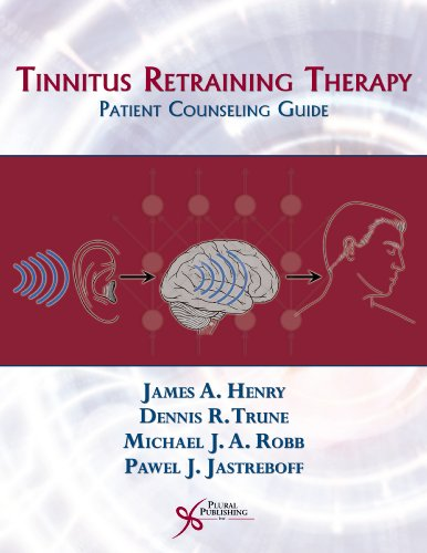 9781597561556: Tinnitus Retraining Therapy: Patient Counseling Guide
