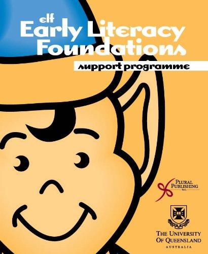 9781597561747: Early Literacy Foundations (ELF) (Australian Version)