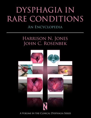 Dysphagia in Rare Conditions: An Encyclopedia (Clinical Dysphagia Series): Harrison N. Jones and ...