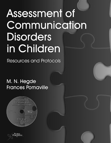 9781597562911: Assessment of Communication Disorders in Children: Resources and Protocols