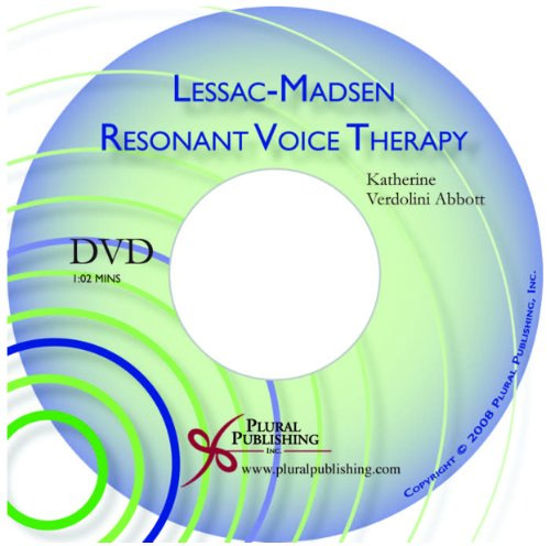 9781597563093: Lessac-madsen Resonant Voice Therapy