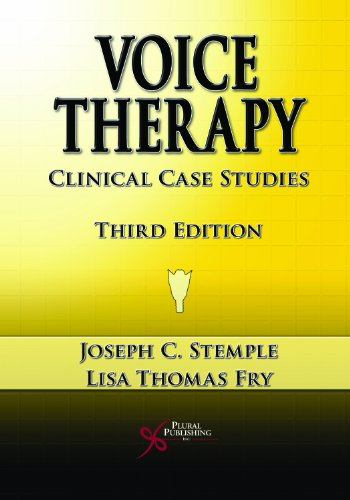Voice Therapy: Clinical Case Studies: Joseph C. Stemple;