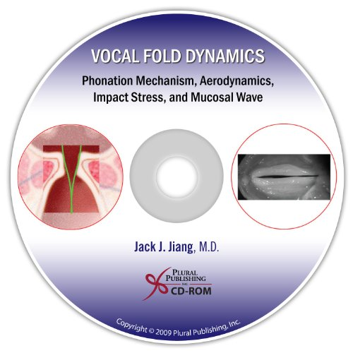 9781597563567: Vocal Fold Dynamics: Phonation Mechanism, Aerodynamics, Impact Stress, and Mucosal Wave