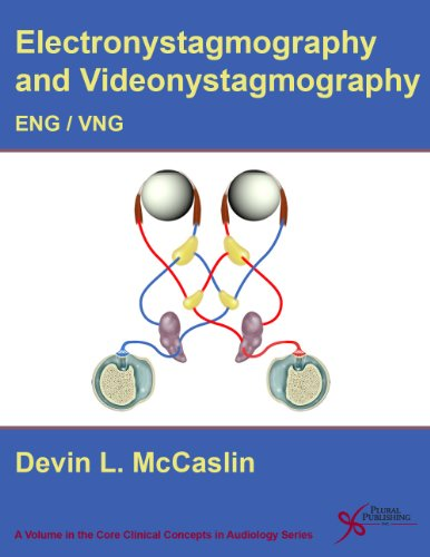 9781597564120: Electronystamography/Videonystagmography (Core Clinical Concepts in Audiology)