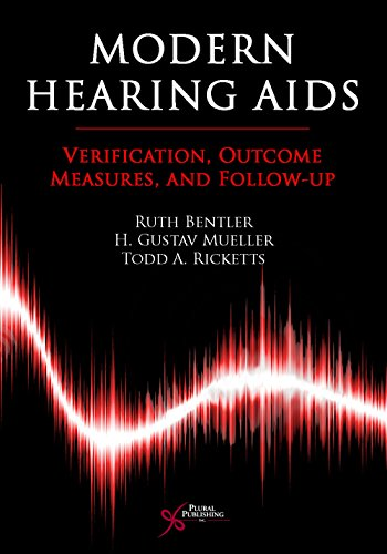9781597564823: Modern Hearing Aids: Verification, Outcome Measures, And Follow-up