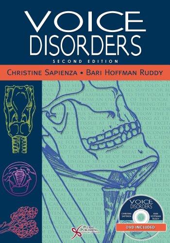 Voice Disorders: Sapienza, Christine; Ruddy,
