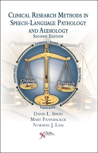 9781597565080: Clinical Research Methods in Speech-Language Pathology and Audiology