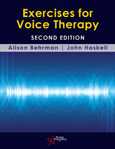 9781597565301: Excercises for Voice Therapy