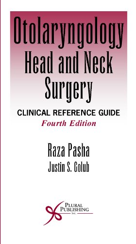 9781597565325: Otolaryngology- Head and Neck Surgery: Clinical Reference Guide
